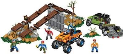 Mega Bloks Jeep Offroad Adventure