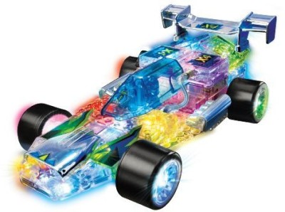 Lite Brix Crazart Race Car