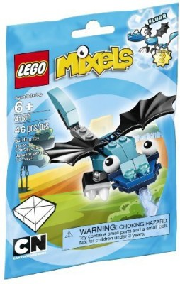 Lego Mixels FLURR 41511 Building Kit