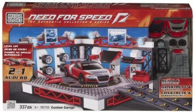 Mega Bloks Need For Speed Custom Garage