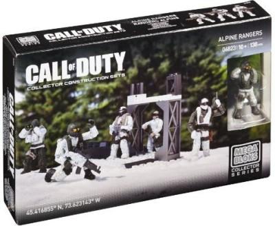 Mega Bloks Mega Bloks Call Of Duty Alpine Rangers
