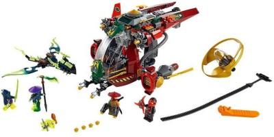 Lego Ronin R.E.X.