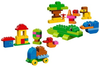 Lego Duplo Creative Suitcase