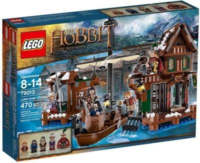 Lego The Hobbit 79013 - Lake Town Chase