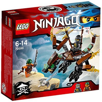 Lego Ninjago 70599 - Cole's Dragon