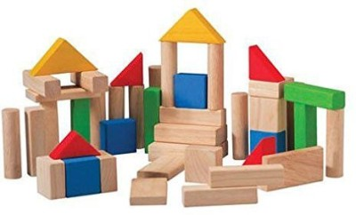 Plan Toys 50 Construction Set