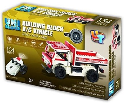 Uniblock Remote Controlled Dump Truck Building Rc Vehicles