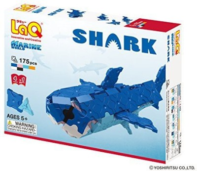 LaQ Marine World Shark Model Building Kit