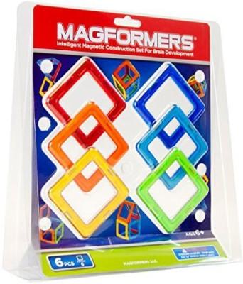 Magformers Square 6 Piece Set