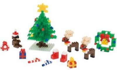 Kawada Nano Christmas Set 2014 Nbh_077