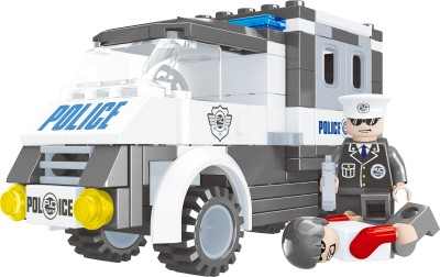 Funblox Police blocks