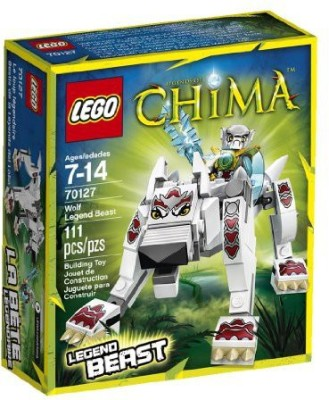LEGO Chima Legends Wolf Legend Beast (70127)