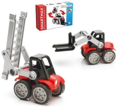 SmartMax Power Vehicles Lift & Ladder