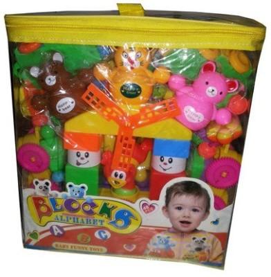 Emob Learning Baby Alphabet Blocks