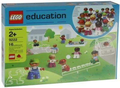 LEGO Education DUPLO Family Builders Pack 992032 (144 Bricks Plus Figures)