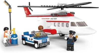Sluban Lego Helicopter