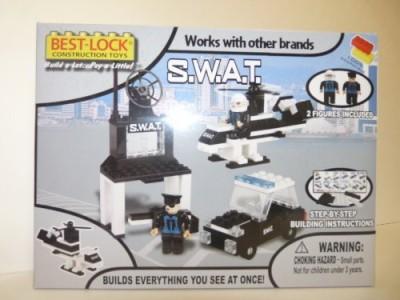 Best-Lock Swat Construction Set