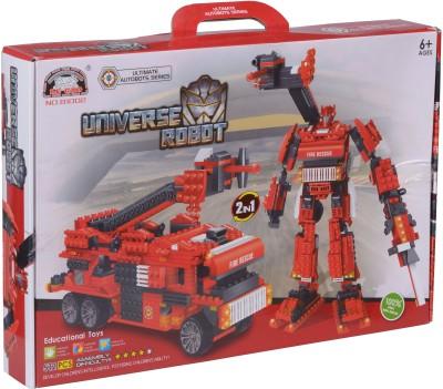 Starmark Universe Robot Blocks