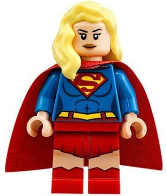 DC COMICS Lego Supergirl Mini [Loose]