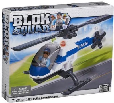Toys+ Mega Bloks Blok Squad Chopper And