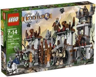 Lego Castle Trolls, Mountain Fortress (7097)