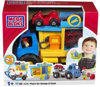 Mega Bloks Play,N Go Garage