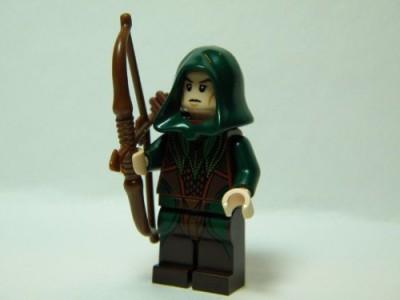 The Hobbit Lego Desolation Of Smaug Mirkwood Elf Archer