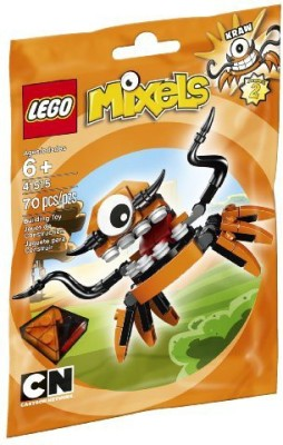 Lego Mixels Series 2 Kraw 41515 Building Kit