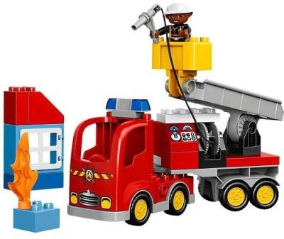 Lego Emergency Fire Truck
