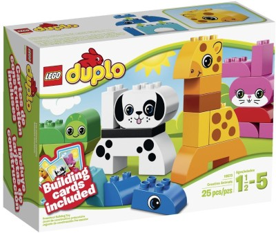 Lego Lego Duplo Creative Play Animals