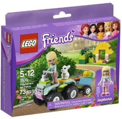 Lego Friends Stephanie,S Pet Patrol 3935