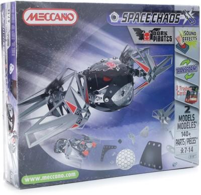 Meccano Spacechaos-Dark Pirates Fighters