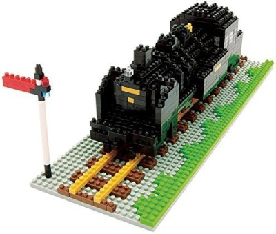 Kawada Nano Steam Locomotive Building Kit