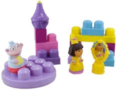 Warner Bros. Mega Bloks Dora The Explorer,S Fantasy Adventures Tube