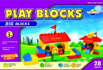 Virgo Toys Play Blocks Building Set