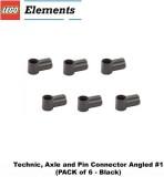 Parts - Technic, Connectors Lego Parts T...
