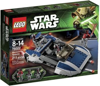 Lego Lego Star Wars Mandalorian Speeder