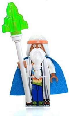 LEGO the Movie Lego The Lego Movie Mini Vitruvius Wizard(Multicolor)
