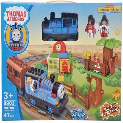 Scrazy Thomas Train Set