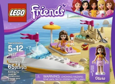Lego Friends Olivia,S Speedboat