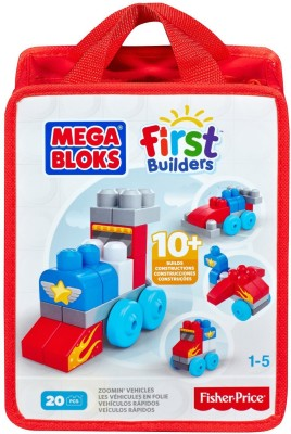Mega Bloks First Builders CNH09