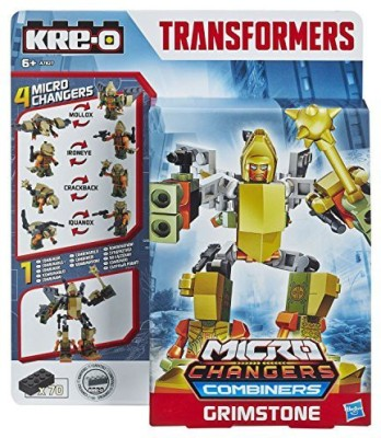 KRE-O Transformers Movie Maxicon