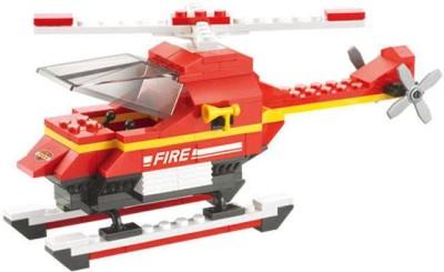 Sluban Sluban Lego First Aid Vanguard M38-B0222