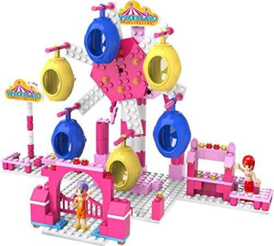 ZTrend Wonderland Standard Ferris Wheel Geared Motion Building Set