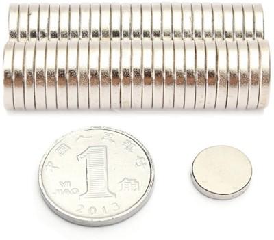 Adraxx 50PCS N35 10mmx2mm Round Neodymium Magnets Rare Earth Magnet