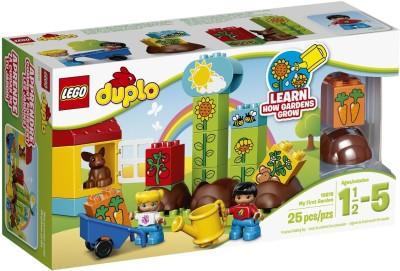 Lego My First Garden 10819
