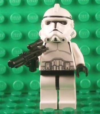 Star Wars Clone Trooper Lego