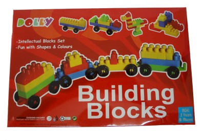 Dolly Building Blocks