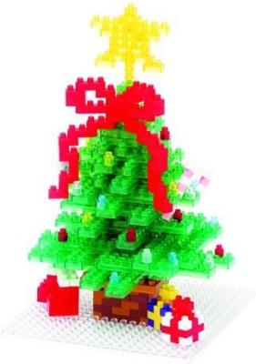 Nanoblock Sts Plus Christmas Tree Kit