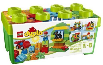 LEGO DUPLO Creative Play Lego Duplo 10572 Creative Play Allinoneboxoffun